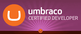 Received Umbraco training as part of my Business Systems Analysis work