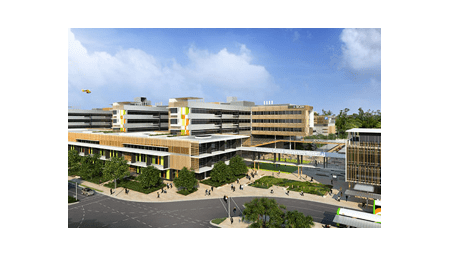 ICT Commissioning for the Sunshine Coast University Hospital