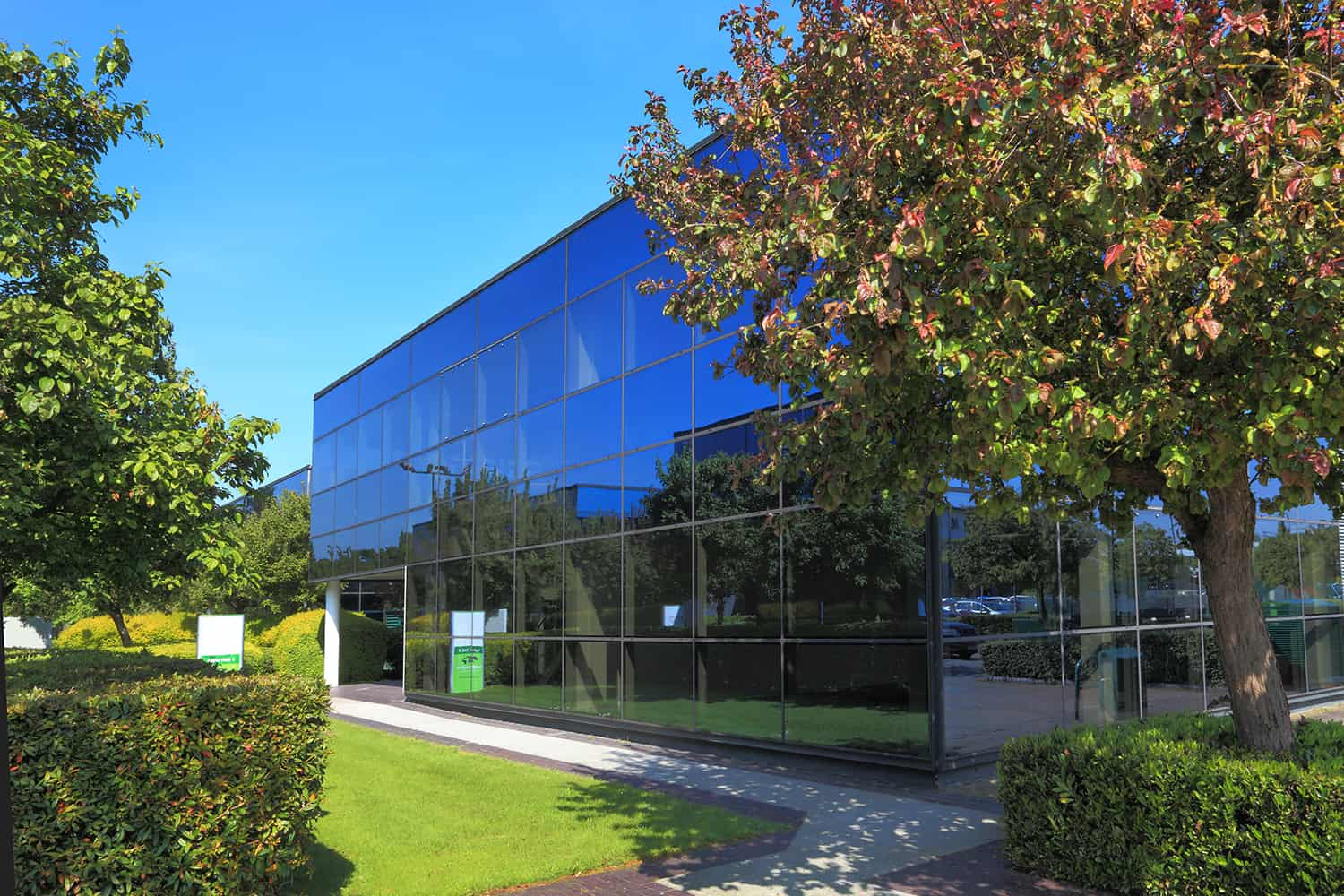 The offices of Ford Cellular Systems in Swindon