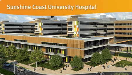 Sunshine Coast University Hospital (Stage 1)
